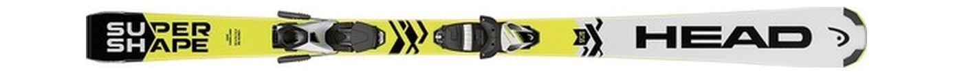 Supershape SLR 2 White/Yellow/Black + SLR 4.5 AC (120-130)